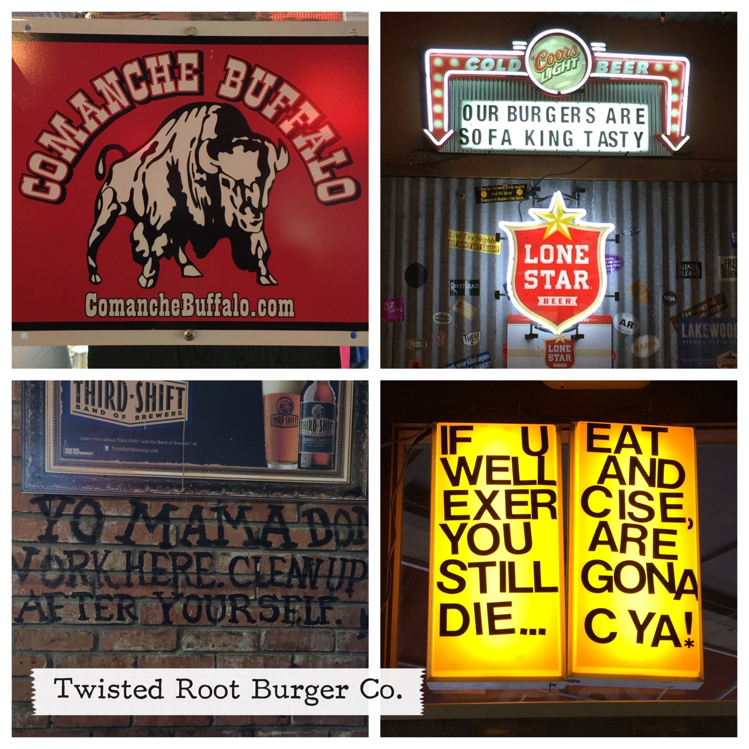 Twisted Root Burger Co. in Deep Ellum