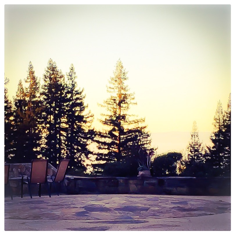 Monterey view sunrise