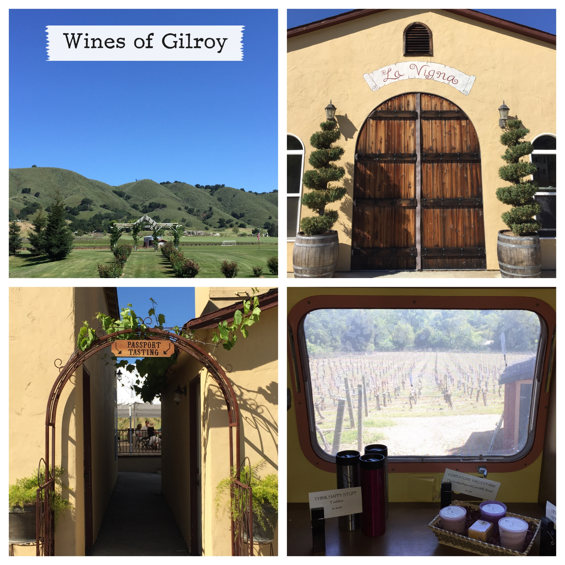 Wineries of Gilroy