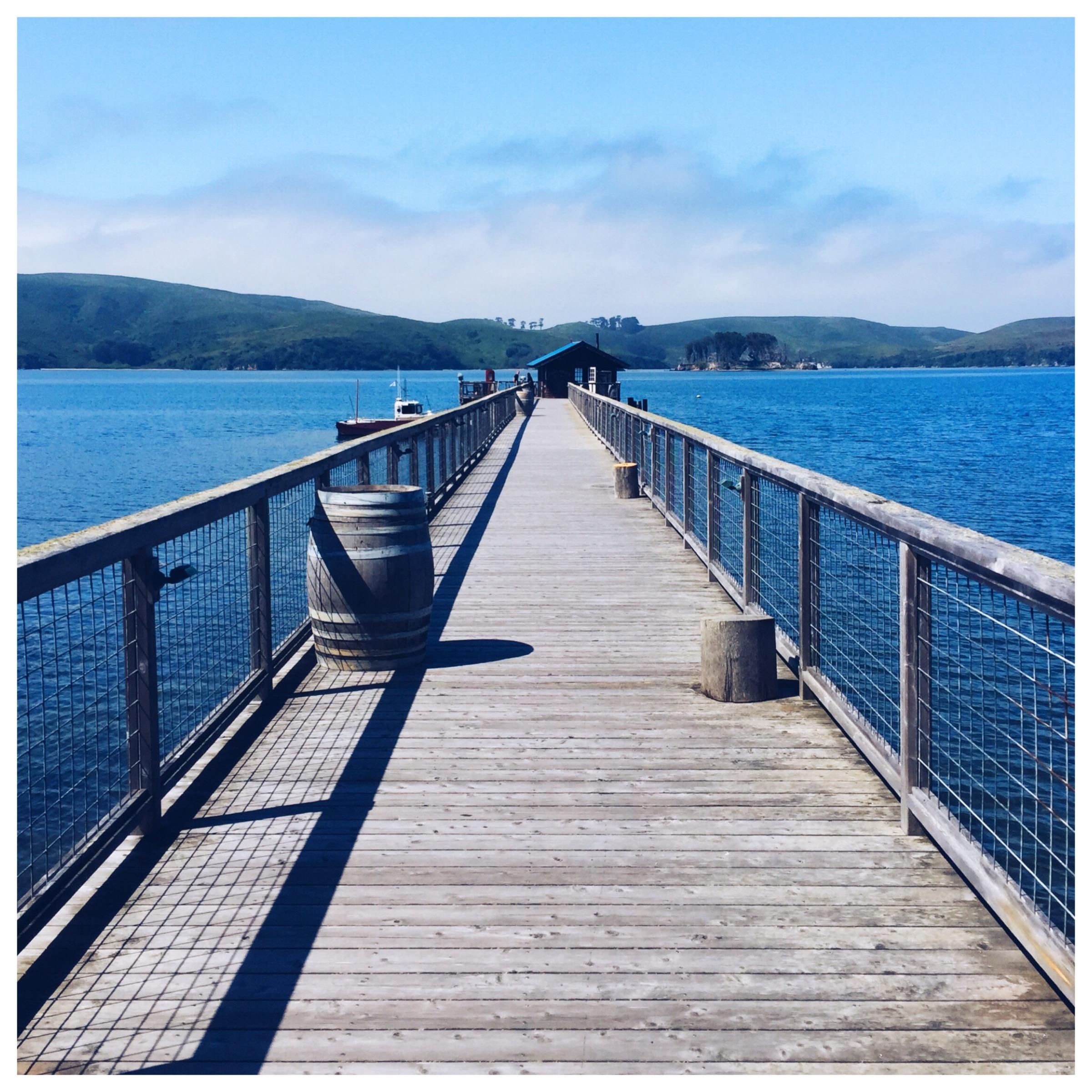 Tomales Bay Pier
