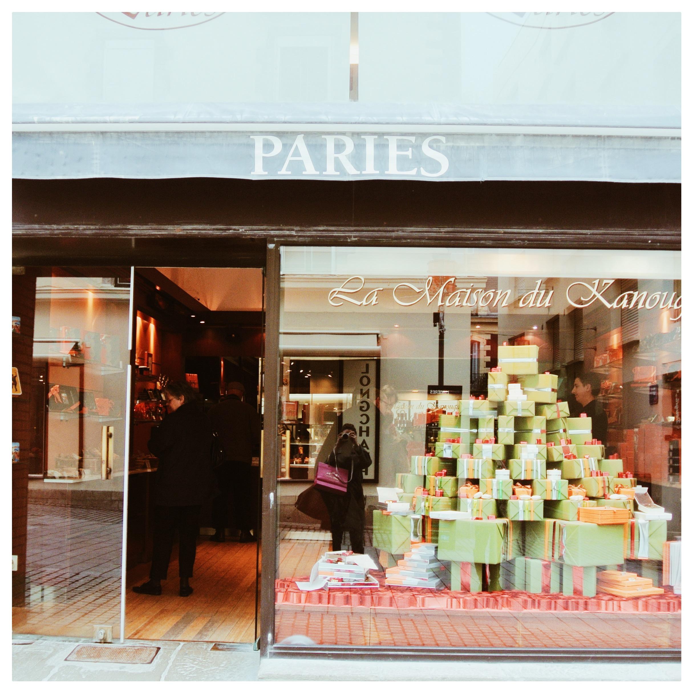 Paries Chocolatier