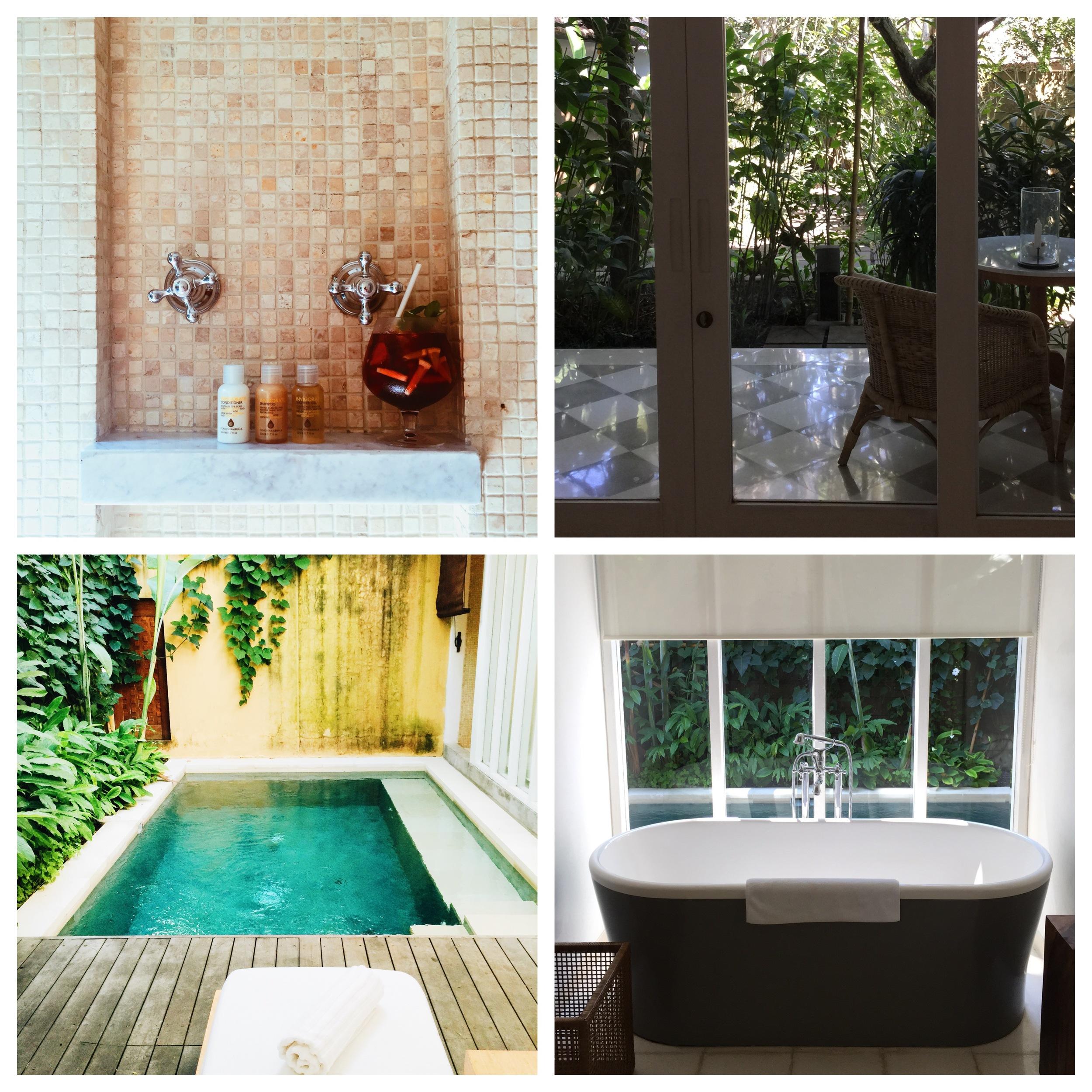 Pool Suite @ Uma by COMO