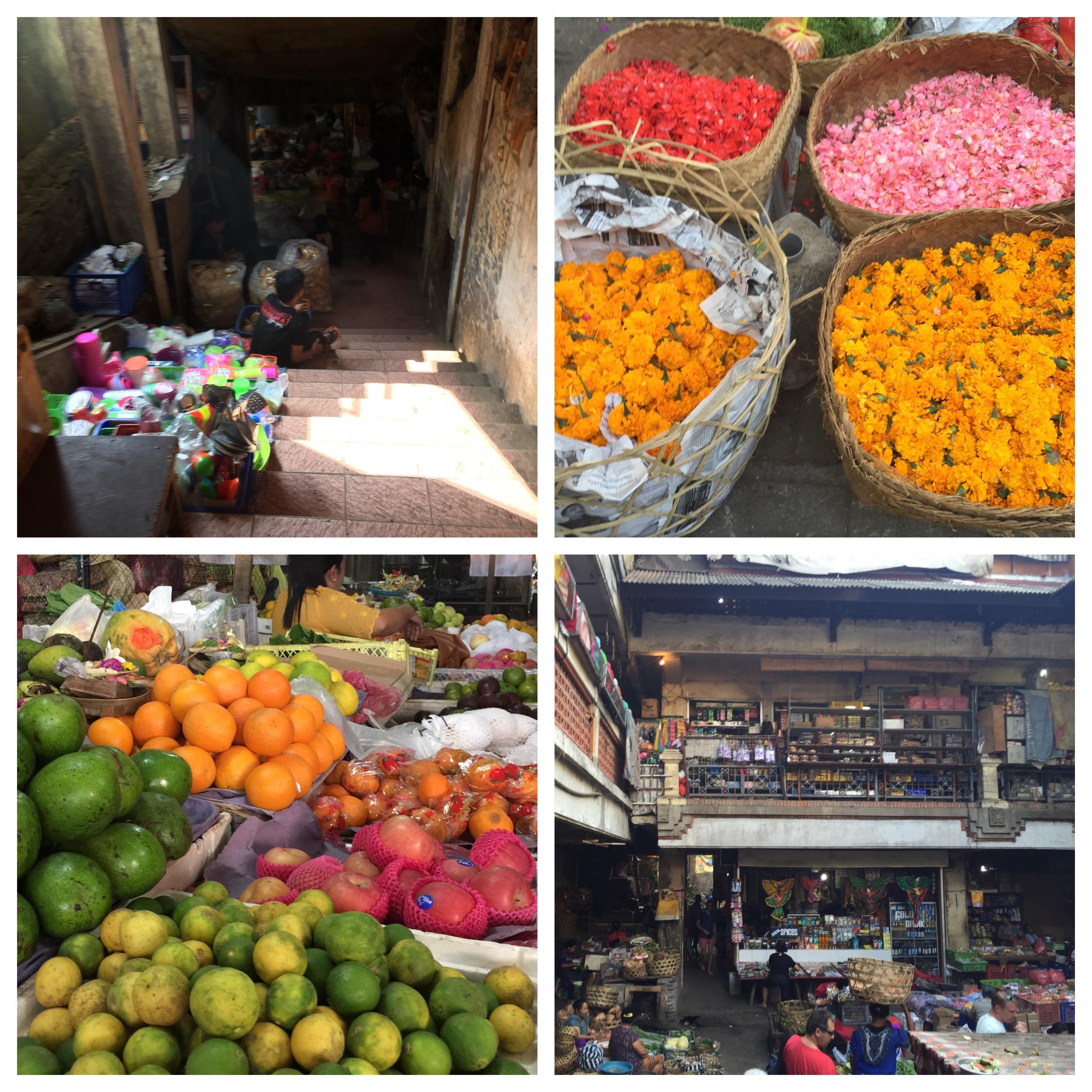 Local Market in Ubud