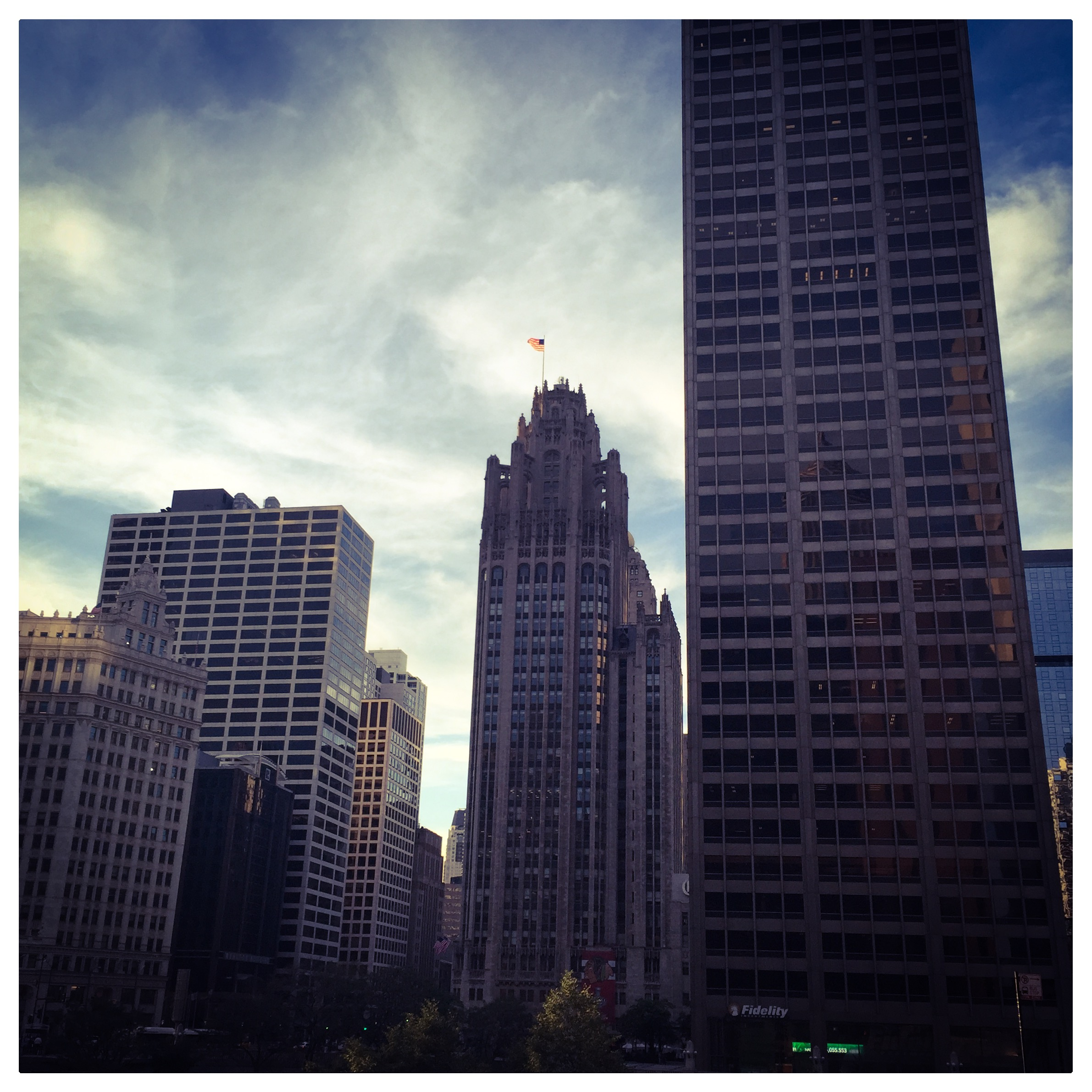 Windy City Skies