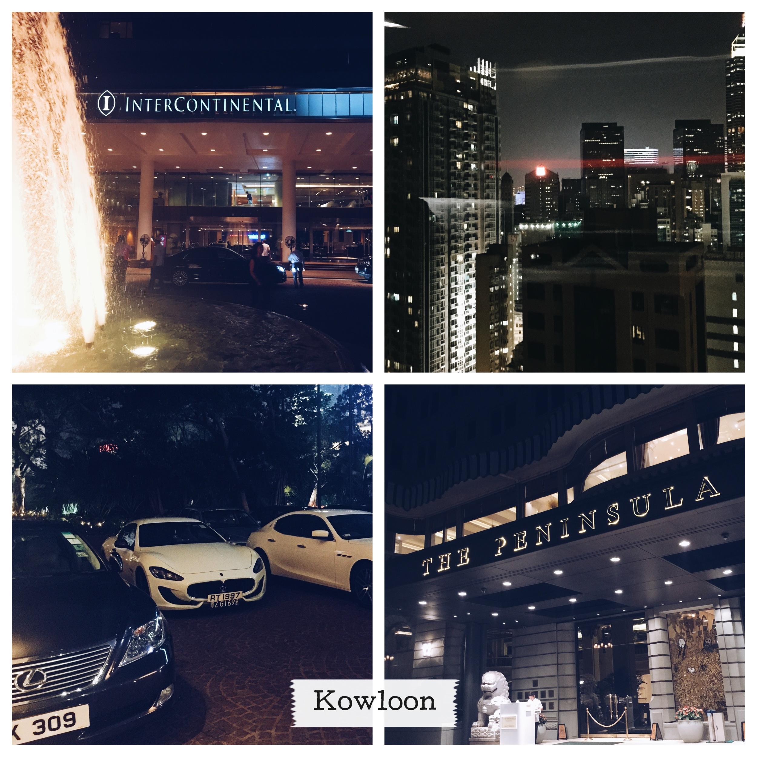 Kowloon @ Night
