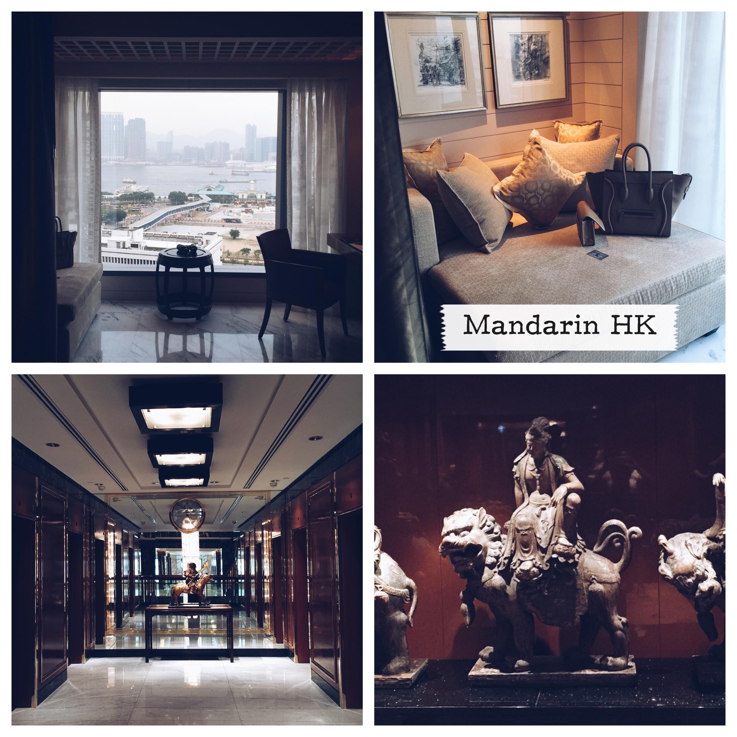Mandarin HK