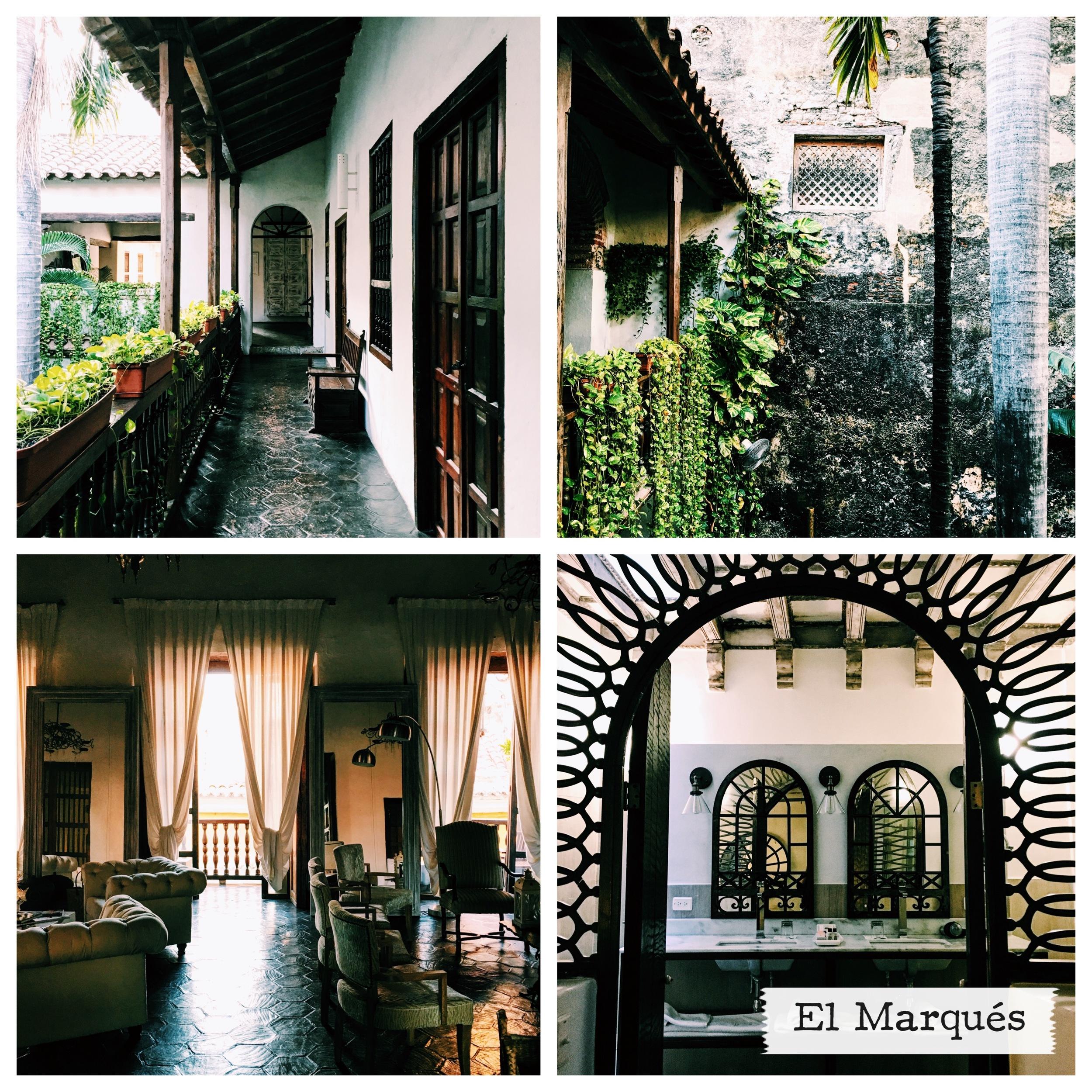 El Marques Boutique Hotel in Cartagena
