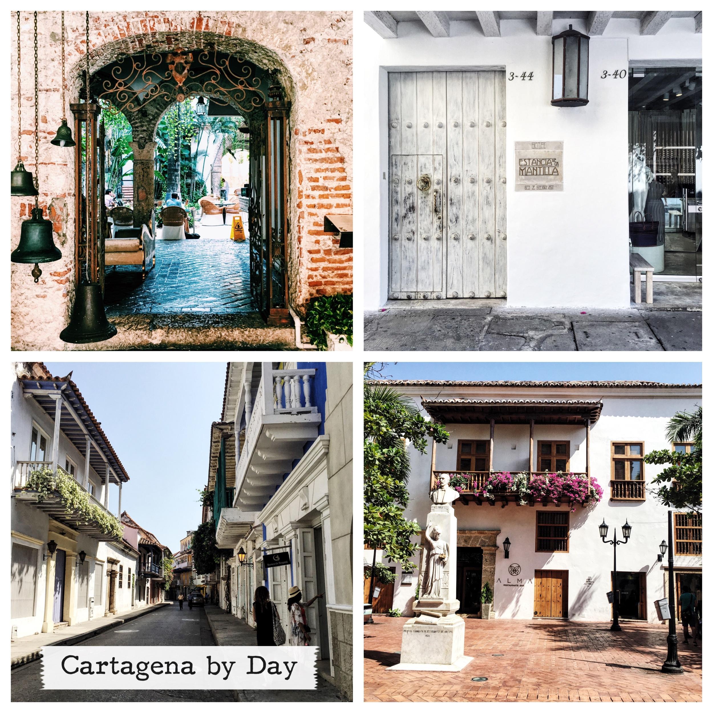 Cartagena by Day