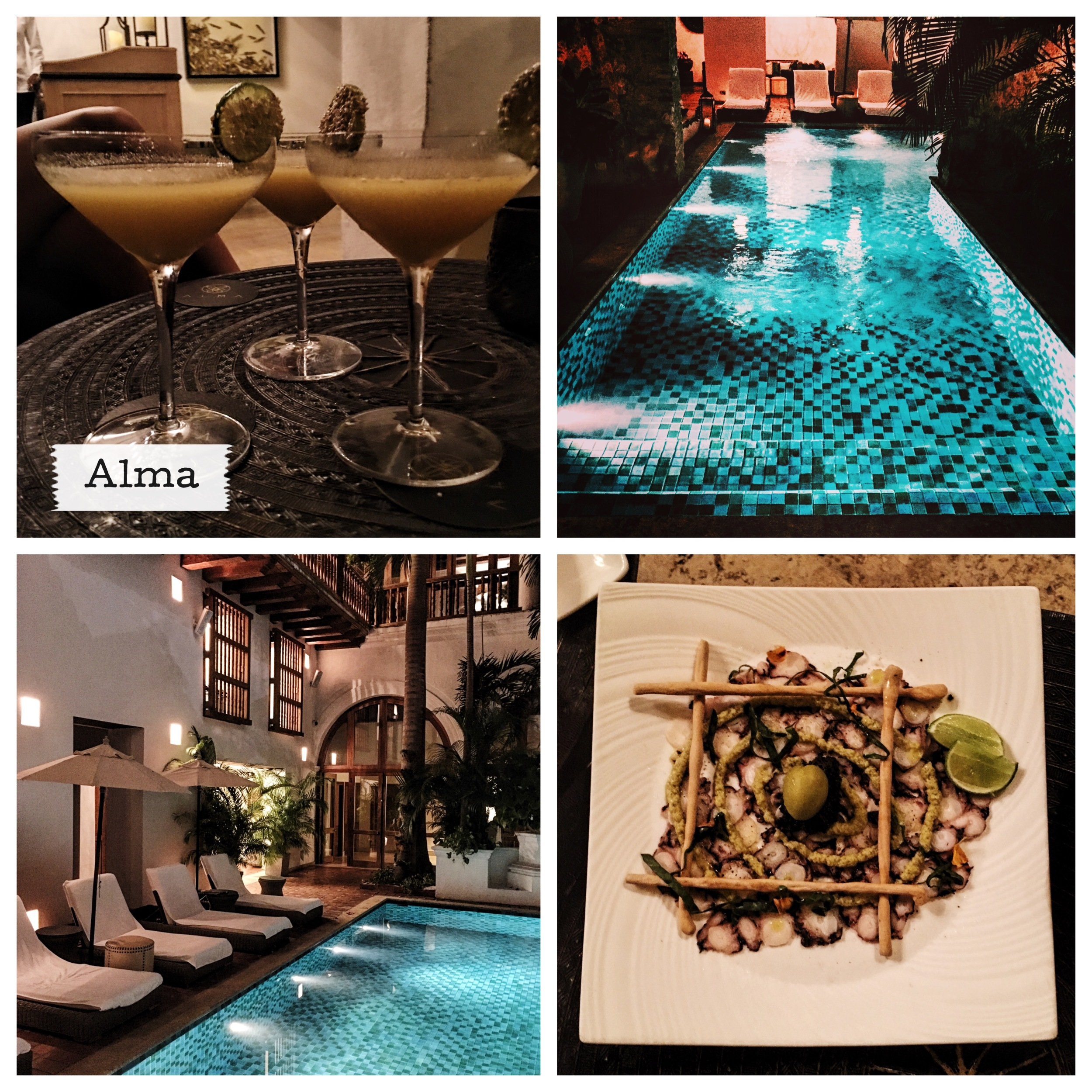 Alma @ Hotel Casa San Agustin