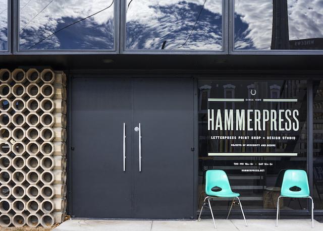 Hammerpress Retail Shop