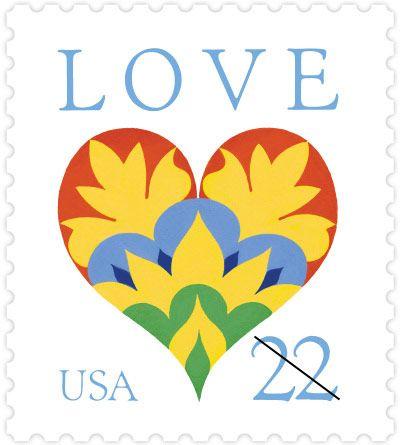 1987 Love Stamp