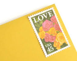 1988 Love Stamp 2-oz. Rate