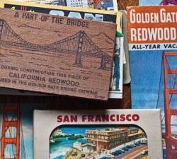 Golden Gate Bridge Ephemera