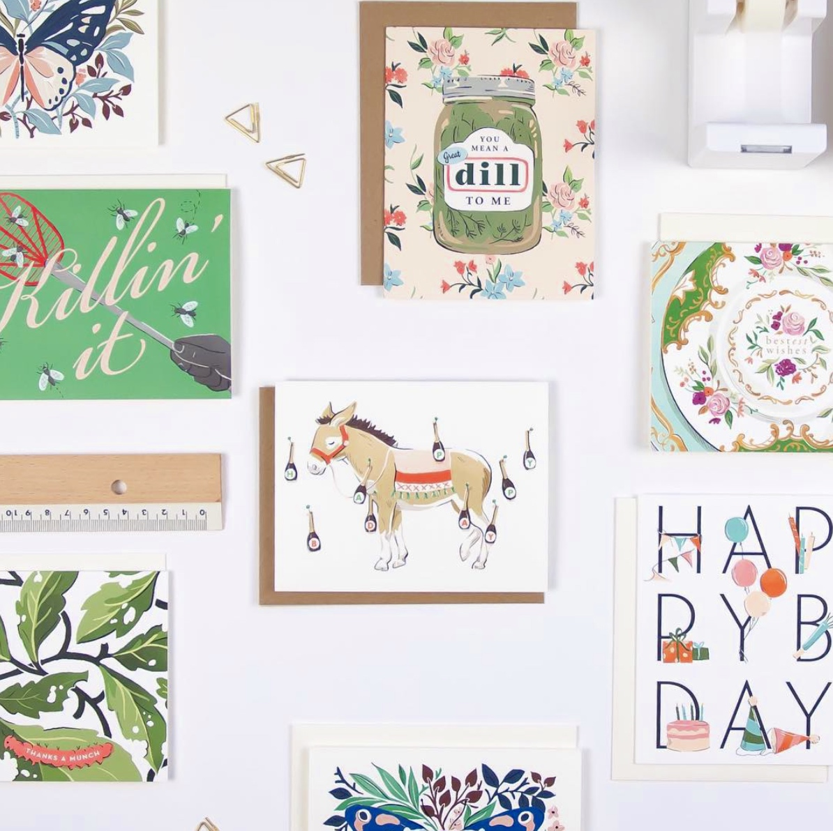 Amy Heitman best selling greeting cards