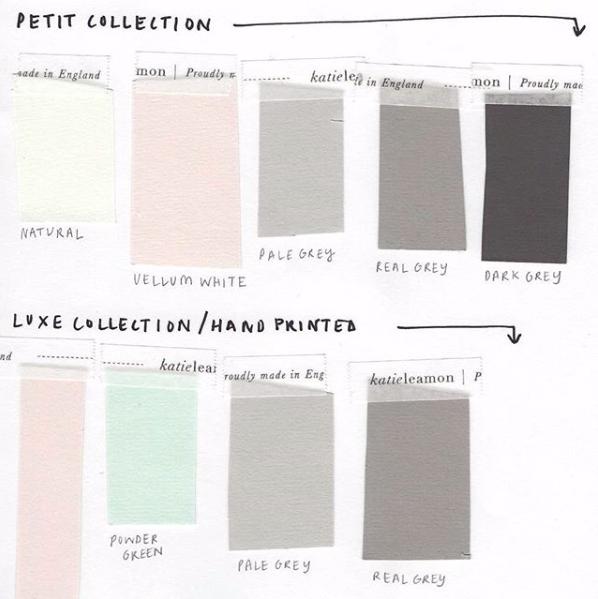 Katie Leamon color palette