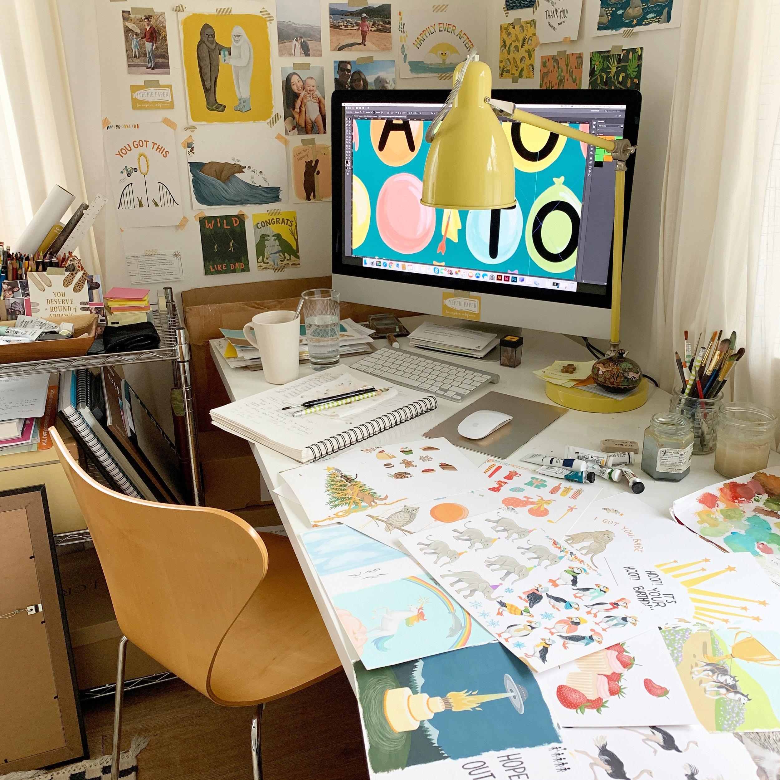 Yeppie Paper studio