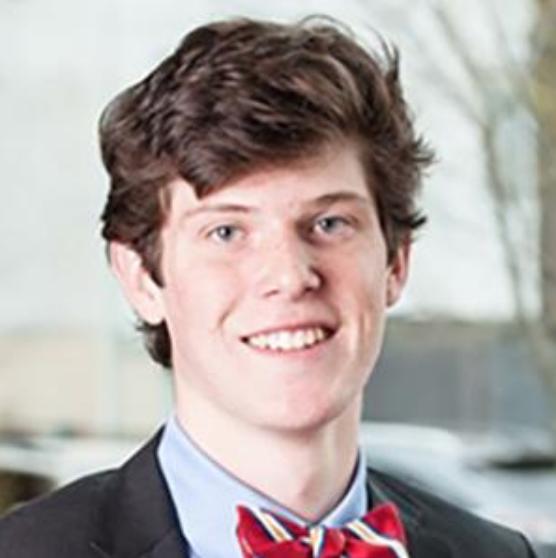 Cole Chisom , Class of 2020  College of Arts & Sciences – Economics & Statistics