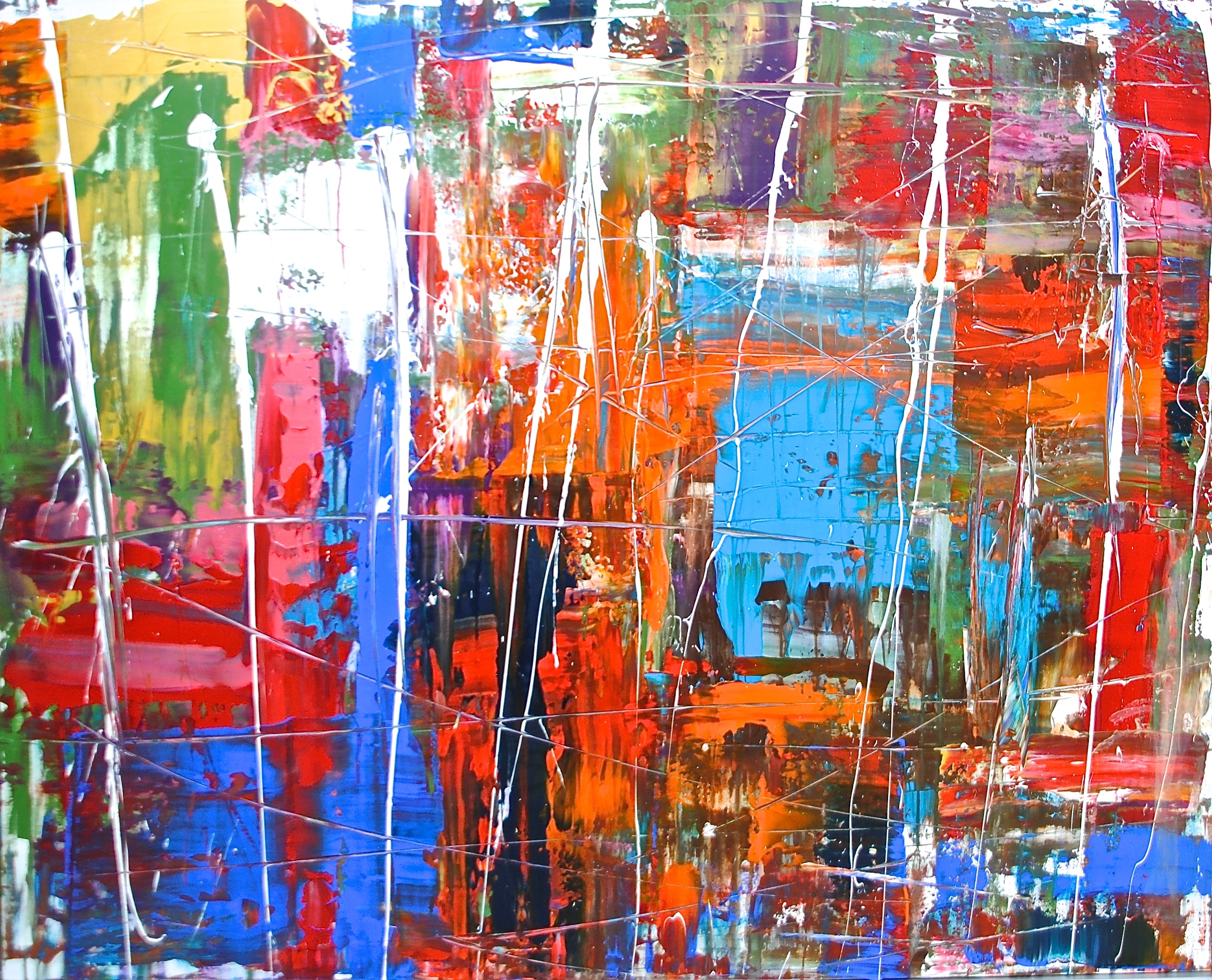 DEEP DOWN IN THE CITY  2015   SOLD