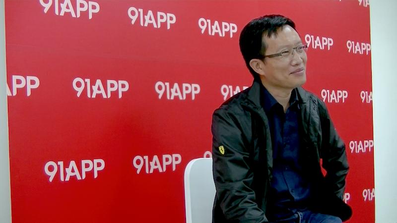 91APP Founder and Taiwan Startup Stadium mentor Steven Ho