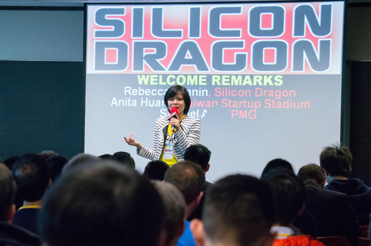 Anita Huang (Captain, Taiwan Startup Stadium)