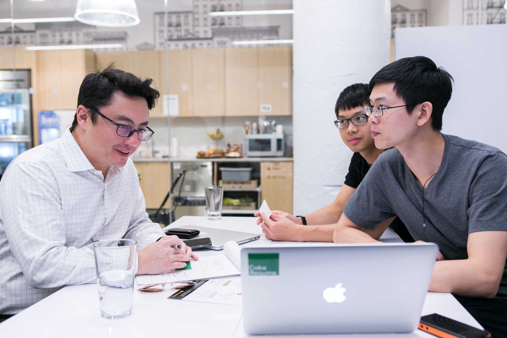 TSS Mentorship Mike Zung