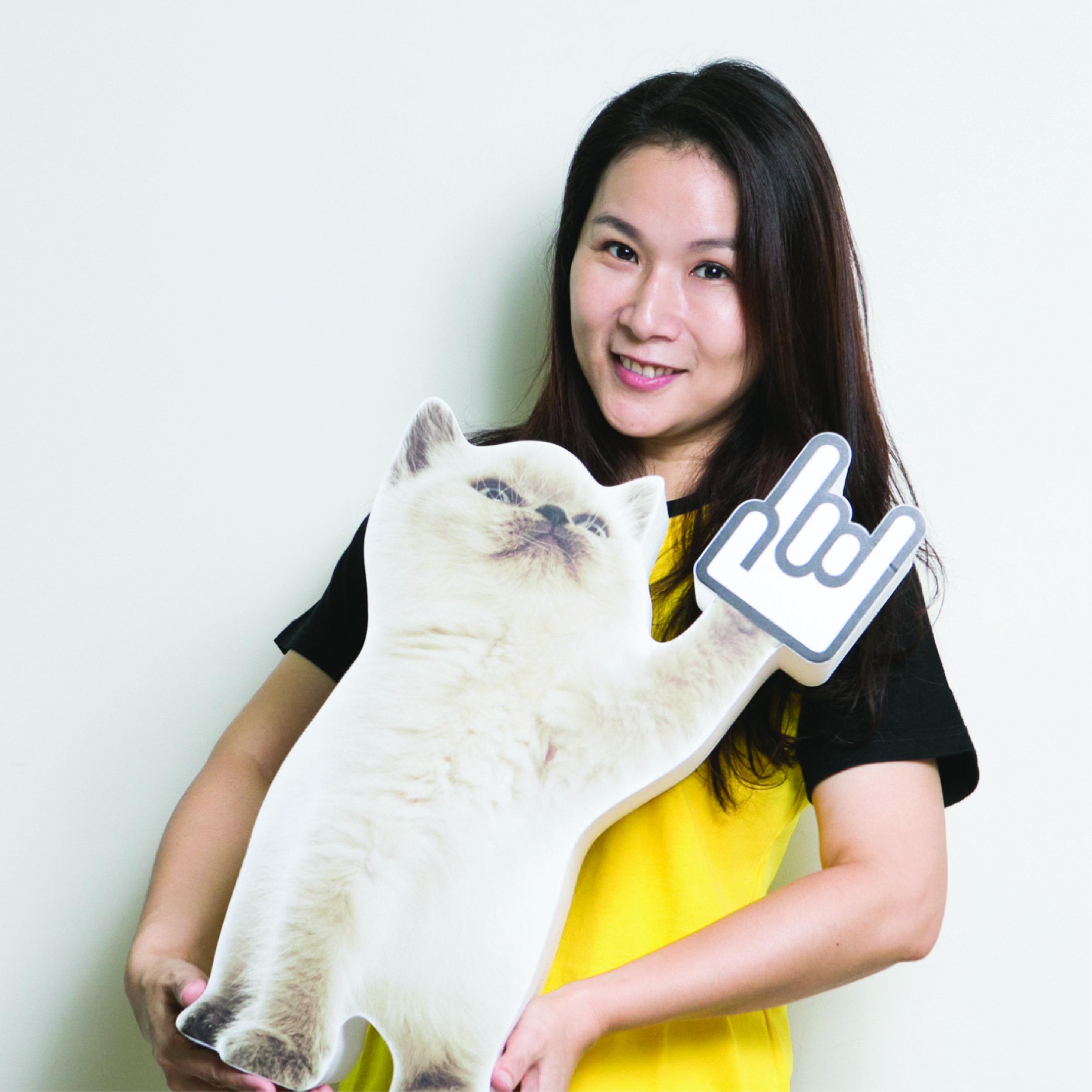 Amanda liu | 劉宥彤  Founder