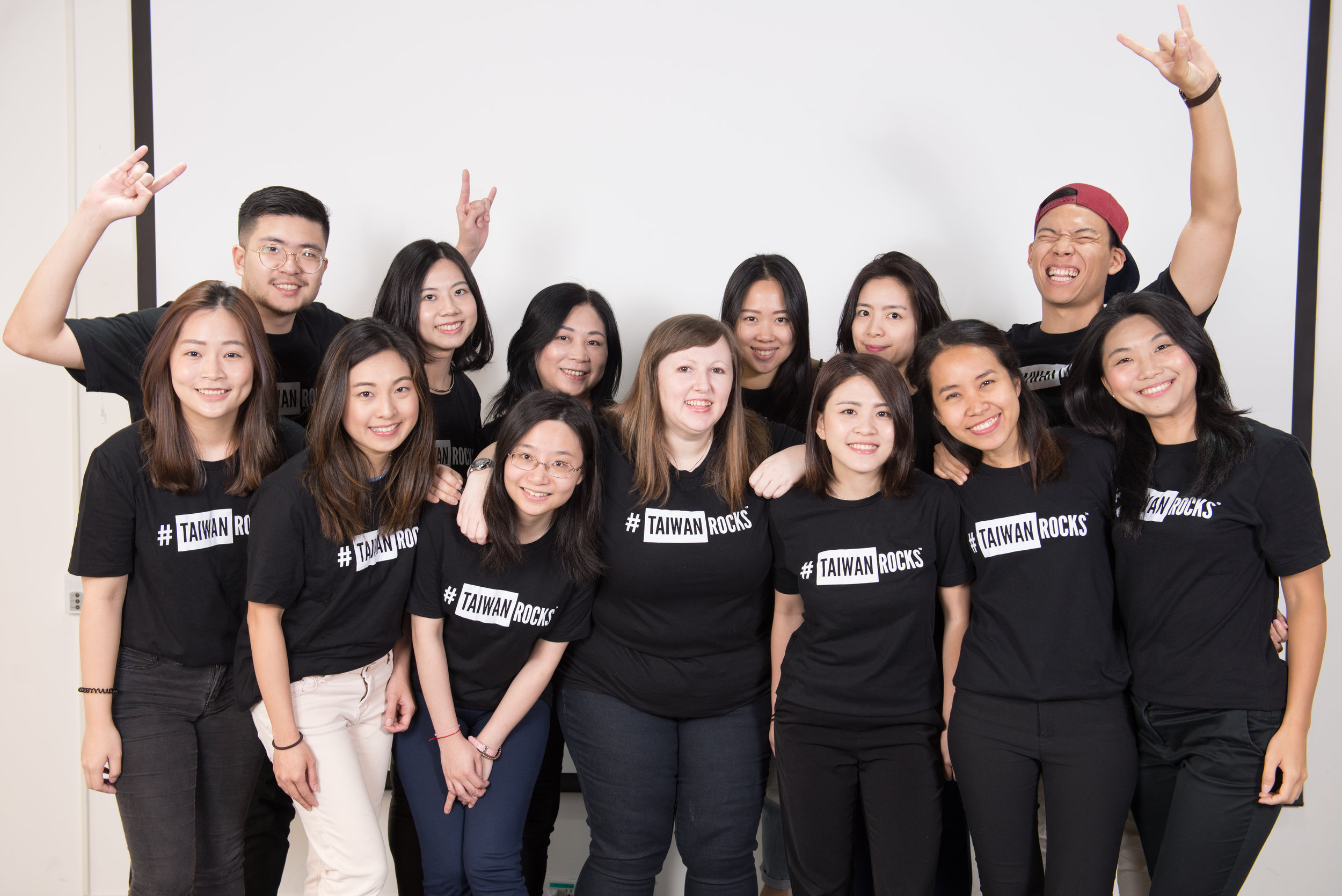 TSS team is composed of young, passionate talent - and we are welcoming more to join #TaiwanRocks spirit!