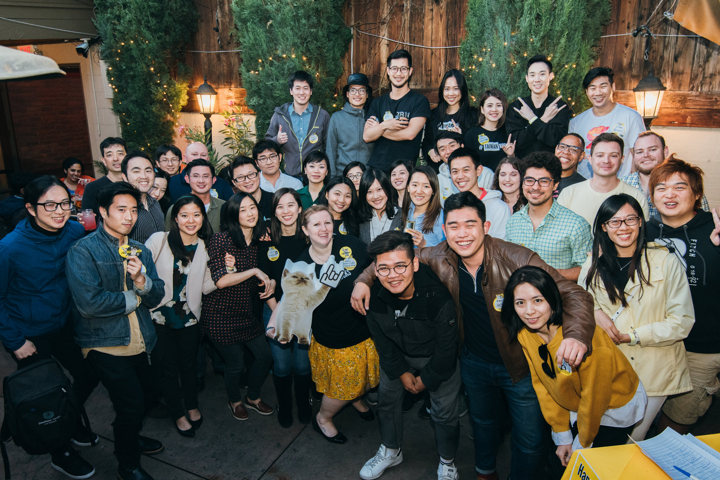 2018 May, TSS hosted Investor Private Talk and Happy Hour session in Silicon Valley in order to understand more about Silicon Valley culture