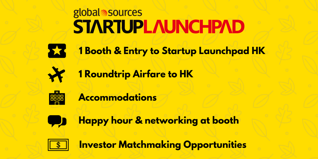 taiwan-startup-stadium-globalsources-startup-launchpad-selectedteam-perks