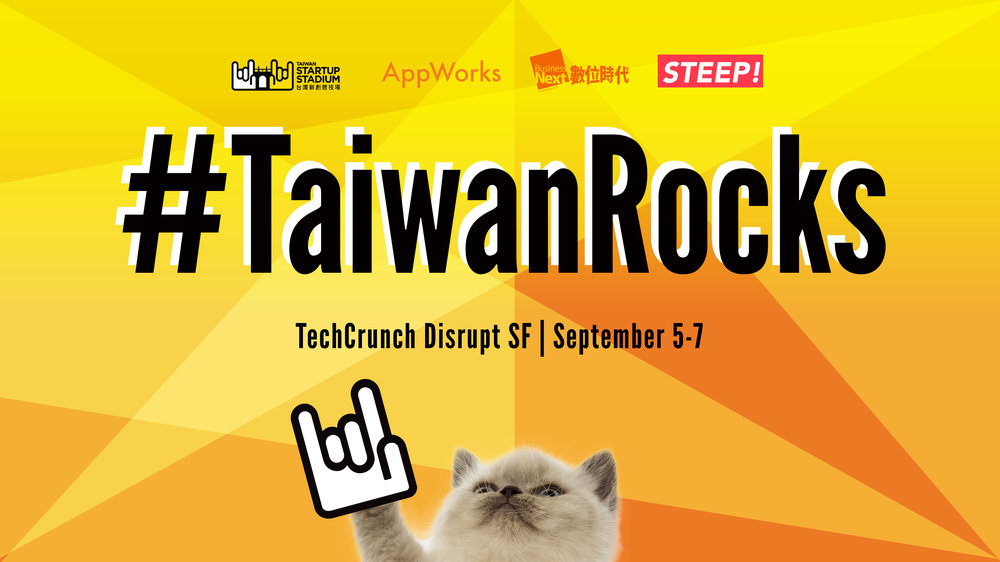 #TaiwanRocksSF Demo Day 2018 Techcrunch Disrupt