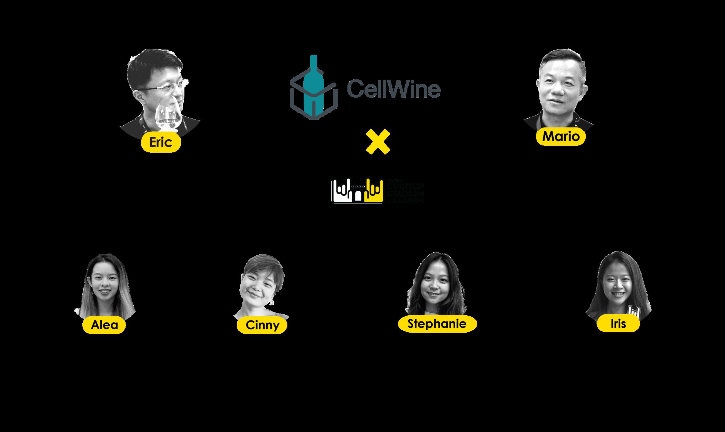 Cellwine x TSS squad