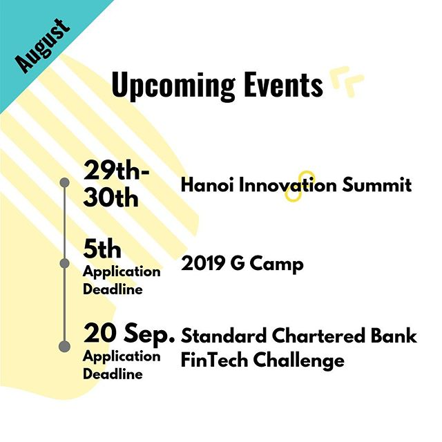 🎷The upcoming events and cool competitions you can apply! Call out all startups who want to expand business to #Vietnam and also startups in the industry of #AR/VR/MR, #AI, #digital technology, #data applications, #logistics, #AIOT, #5G applications, and #FinTech 🤘 / Learn more about our SLX:🔎#TSS_slx Interested in other events? :🔎#TSS_events / #followus #taiwanrock #asiarock #taiwanstartupstadium #startupcontest
