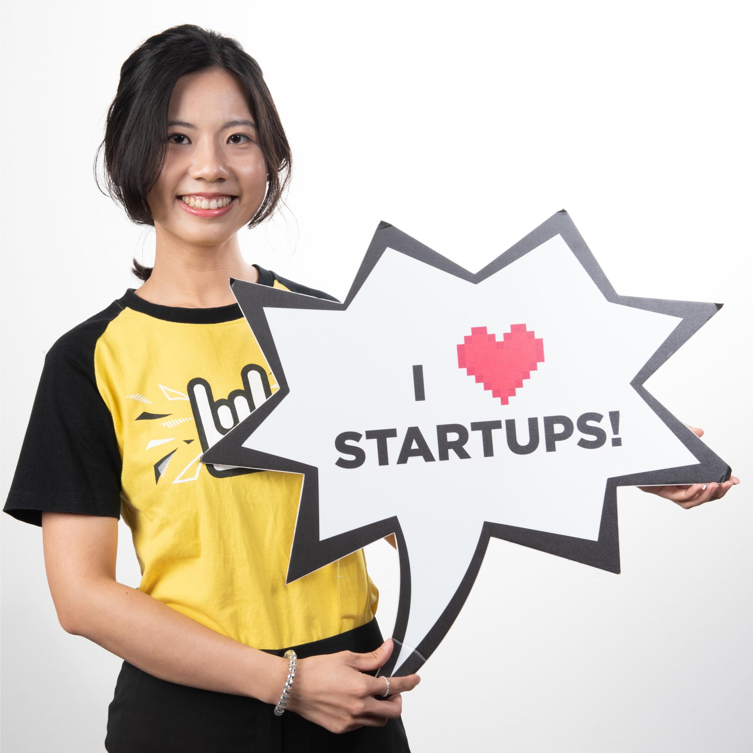Freya Wu | 吳玟蒨  Director, Startup development