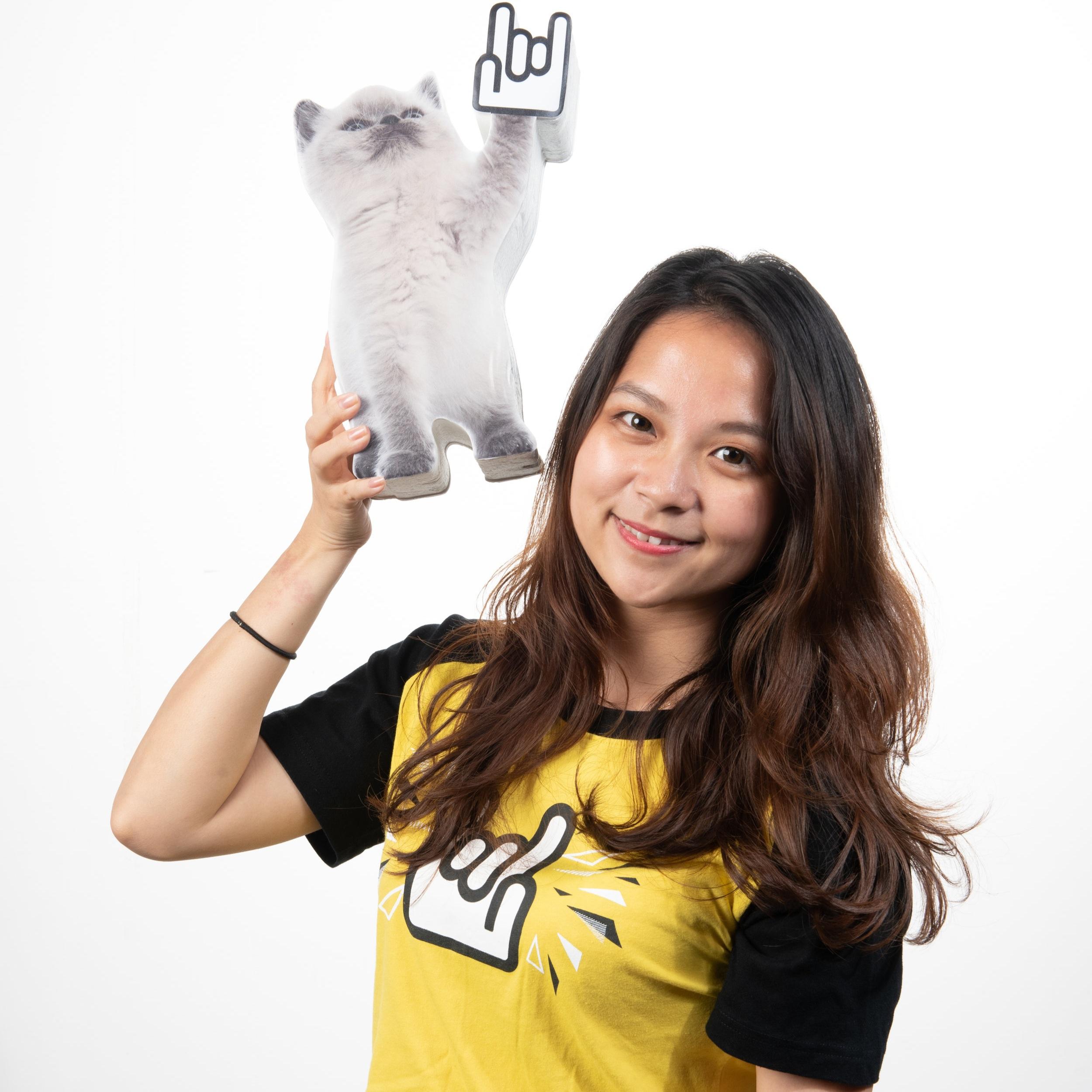 Stephanie wu | 吳宜玲  Manager, community relations