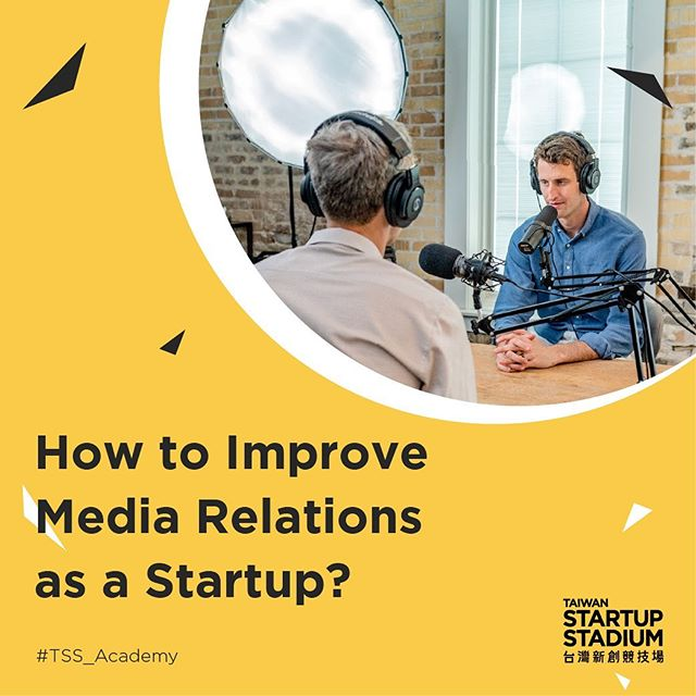 💡How to Improve Media Relations?💡  As an early stage startup, having solid media relations is essential. Talking to media and getting some PR coverage can help startups introduce new products or services to the general public, gain more exposure to potential customers and partners, and enhance their overall brand image.  By keeping these practices below in mind, you might just get yourself another media coverage!👉Maintain personal relationships with journalists 👉Think from the perspective of the media 👉Follow the trend 👉Humanize your story 👉Don't hide from the journalists.   / Learn more about startups at 🔎#TSS_Academy / #TaiwanStartupStadium #TSS #TaiwanRocks #startups #startuplife #mediarelations #publicrelations #guide
