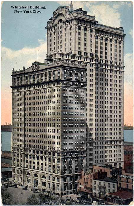 Whitehall Building - New York, NY