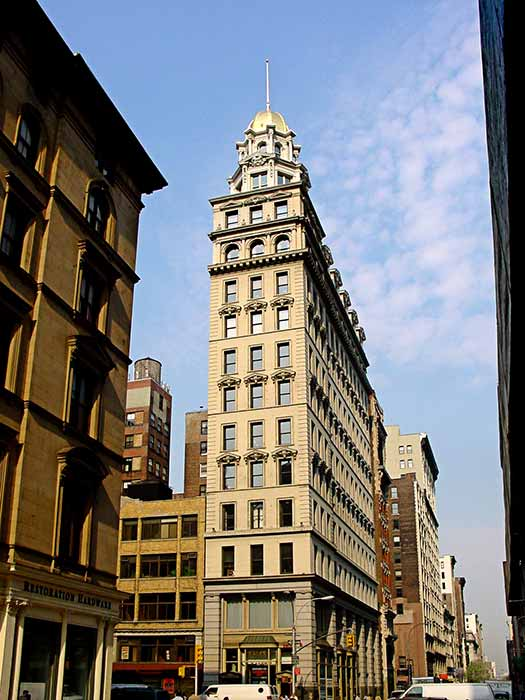 Sohmer Piano Building - New York, NY