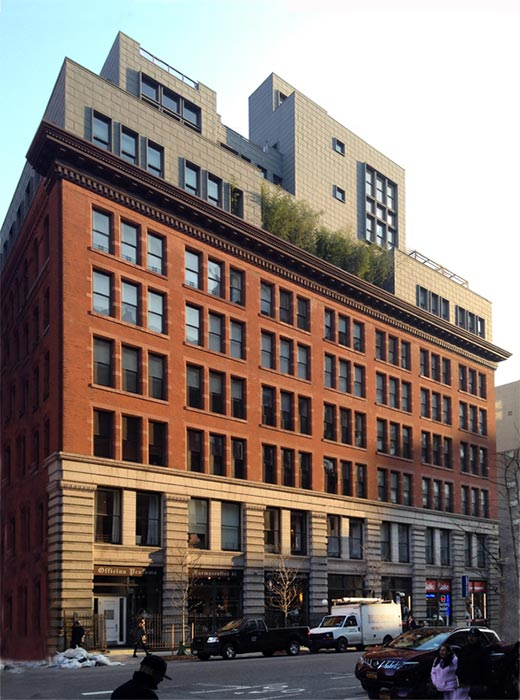 Hawley & Hoops Building - New York, NY