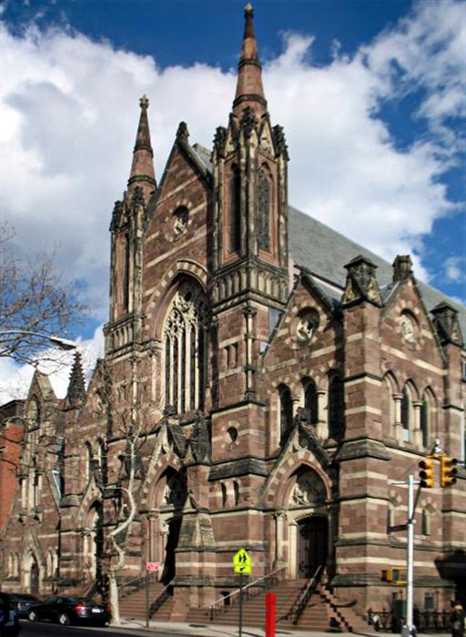 Packer Collegiate Institute - Brooklyn, NY