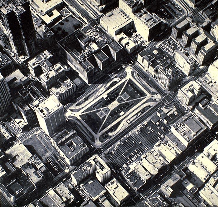 Pershing Square - Los Angeles, CA
