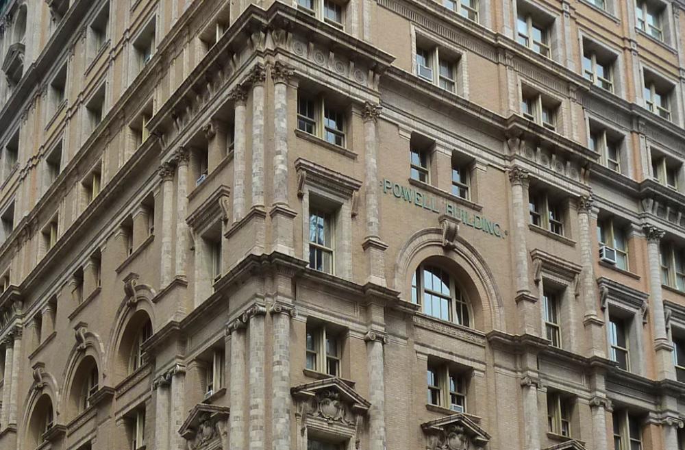 Powell Building - New York, NY