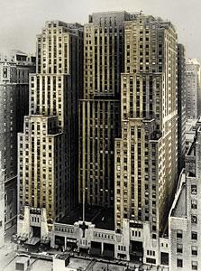 Graybar Building - New York, NY