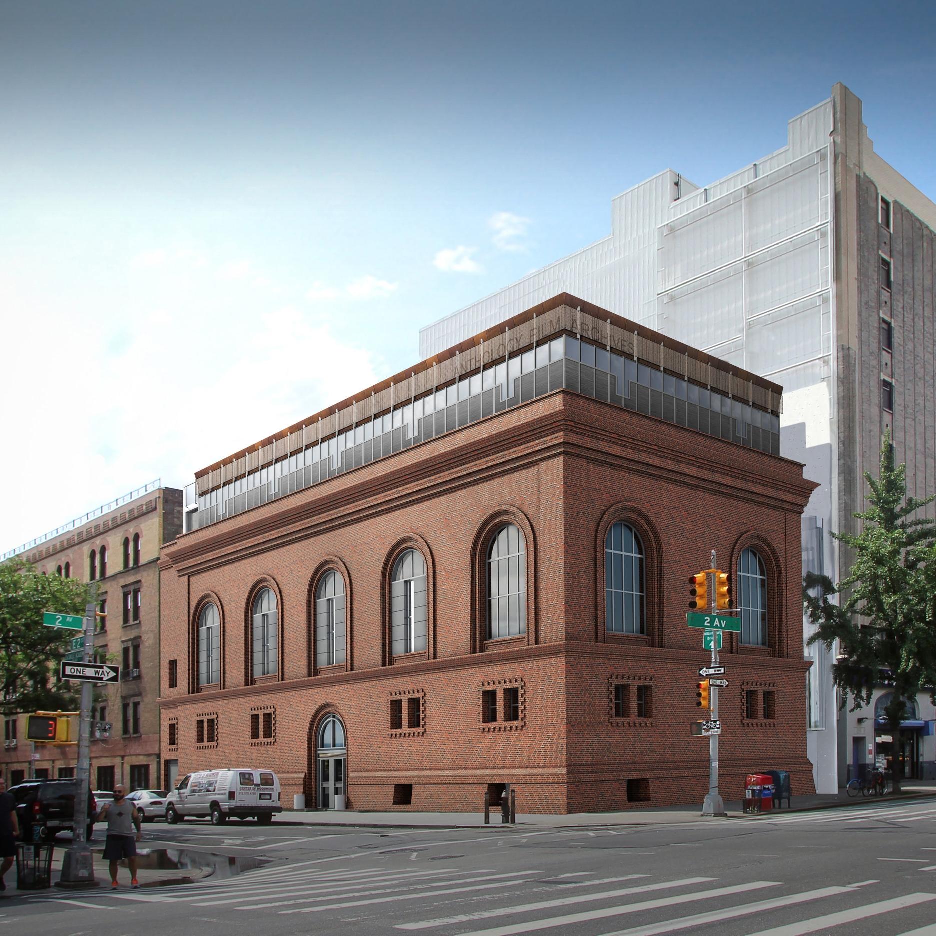 Anthology Film Archives - New York, NY