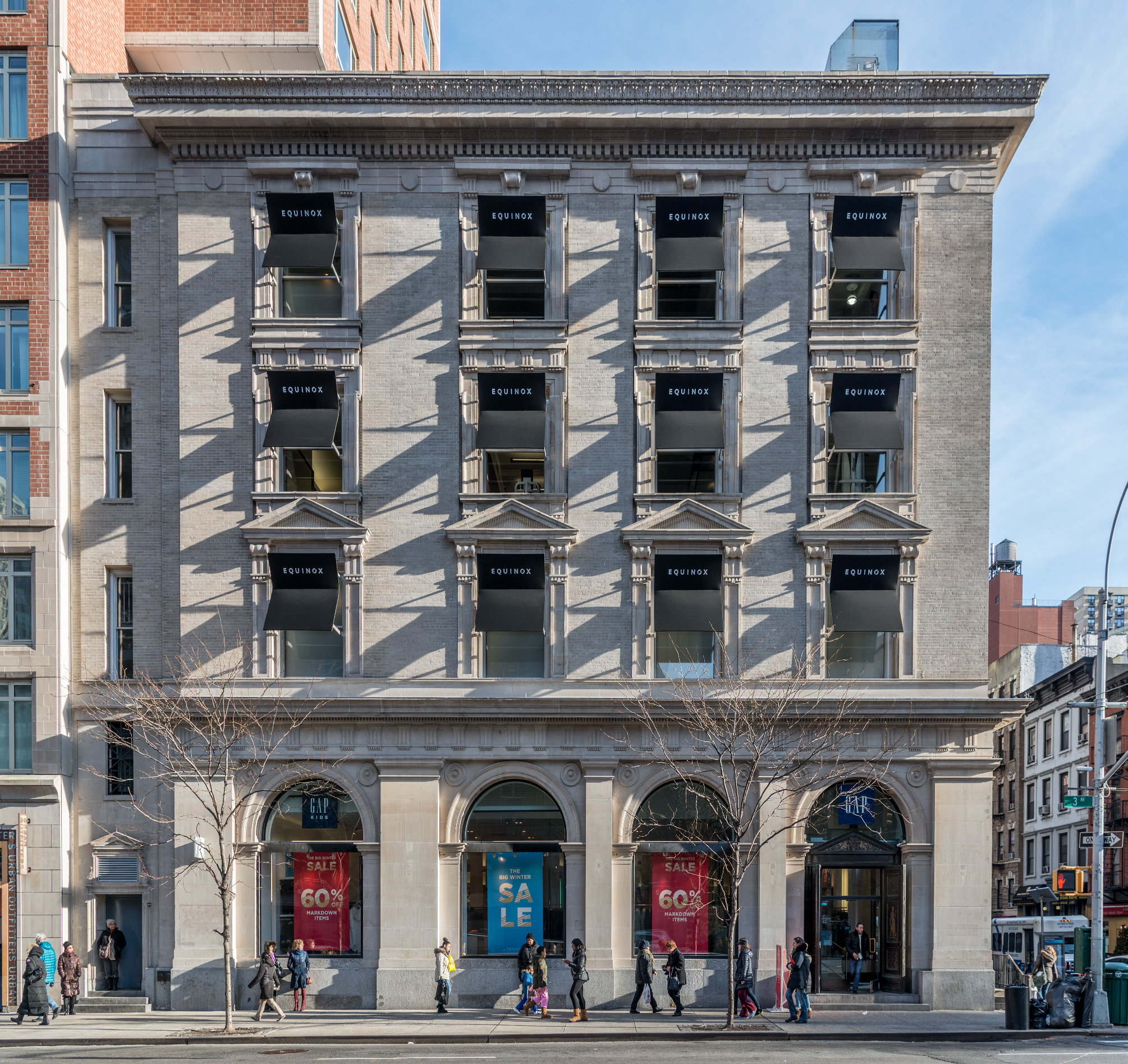 Yorkville Bank Building - 1511 3rd Ave
