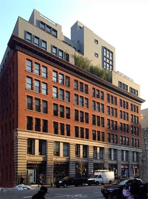 Halwey & Hoops Building