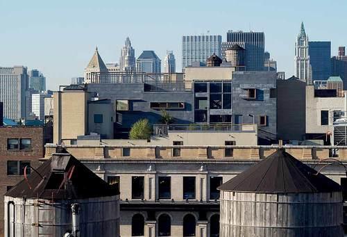 Lower Manhattan Sky Loft
