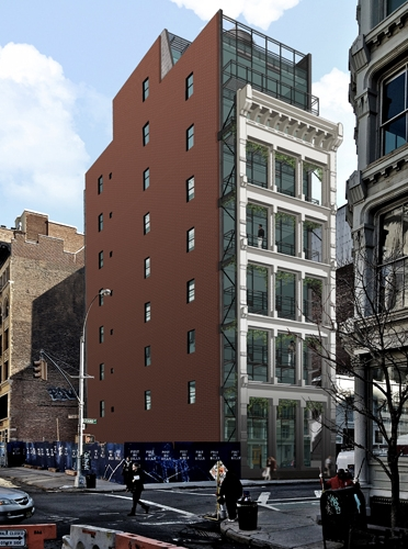74 Grand street