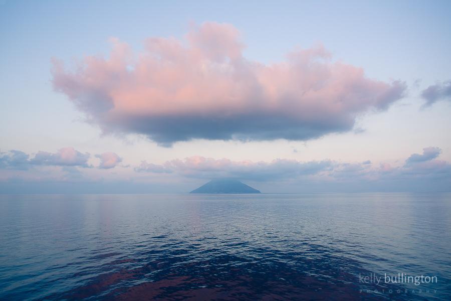 Volcano- Aeolian Islands
