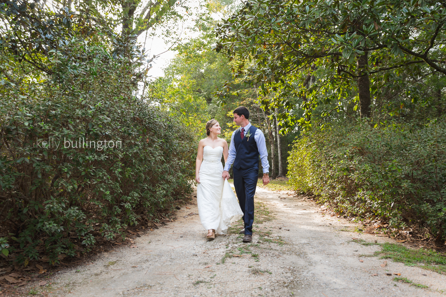 Fairhope Small Wedding Photographer