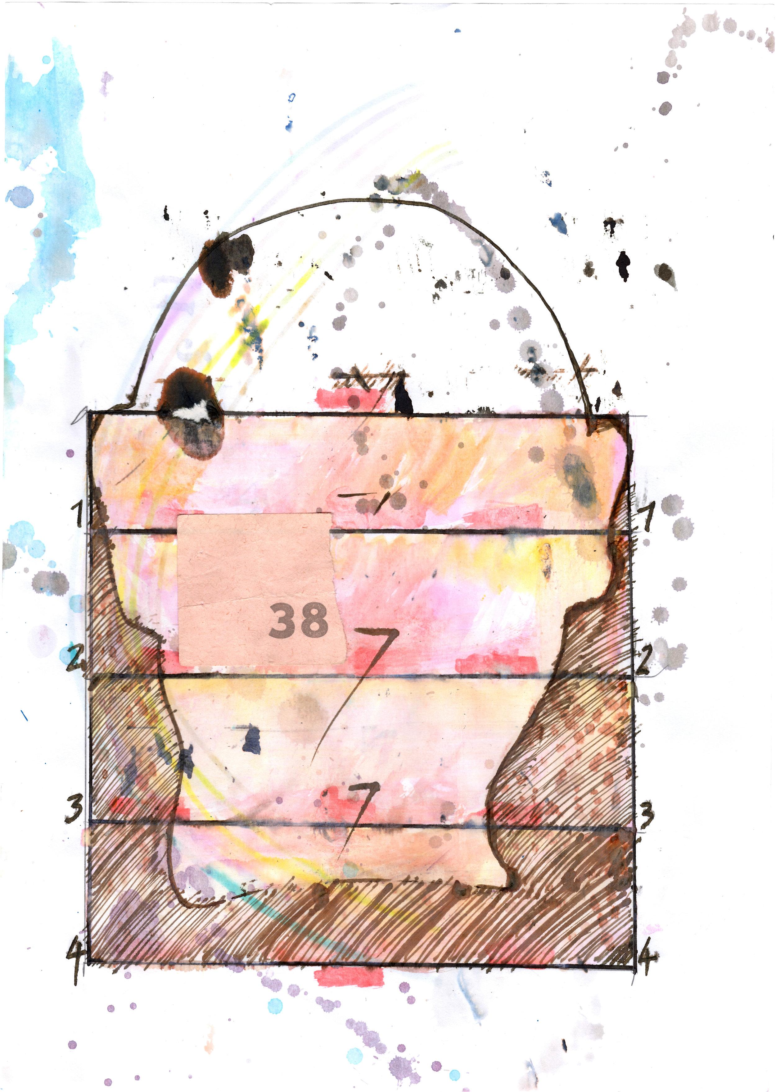 Head 18 by Peter Greenaway
